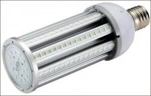 LED High Powered Lamp